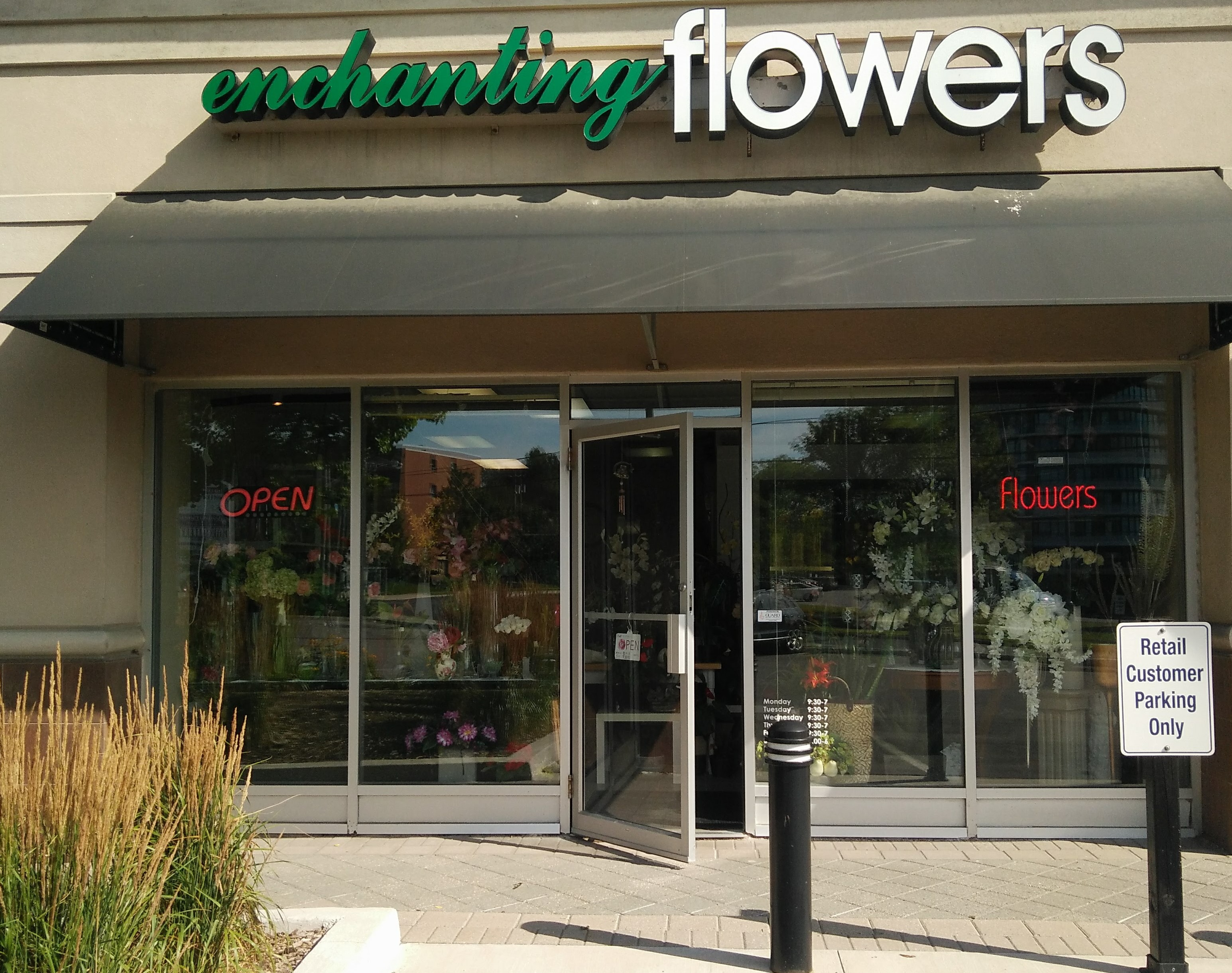 Floral business for sale-Prime Location!